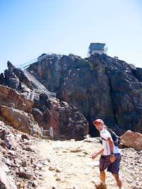 Sierra Buttes Summit