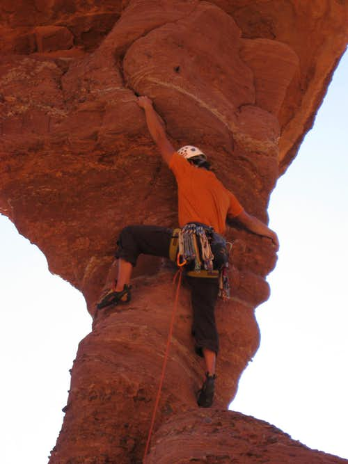 Crux of the Cobra (5.11R)