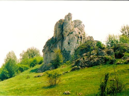 Jura Krakowsko-Czestochowska