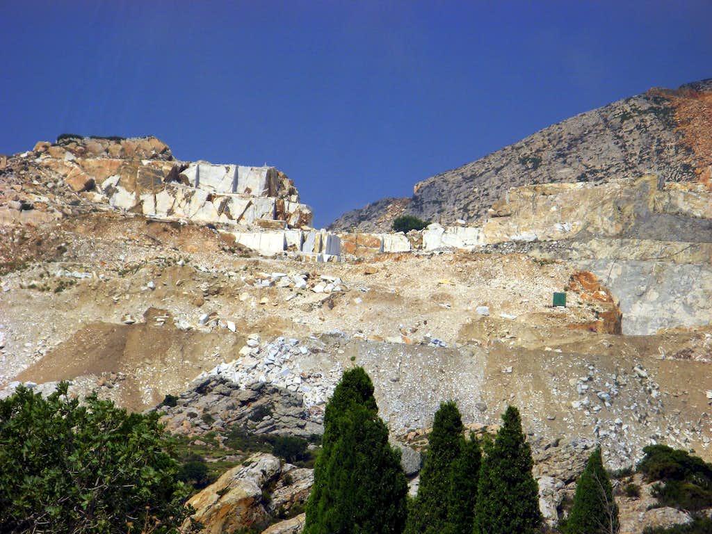 Naxos Mine