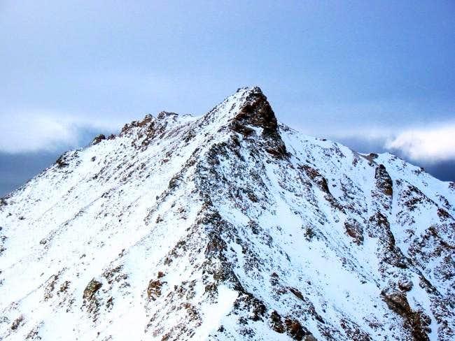Montgomery Peak as seen from...