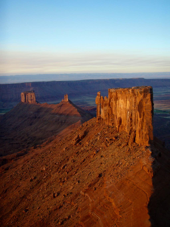Gorgeous Desert Towers