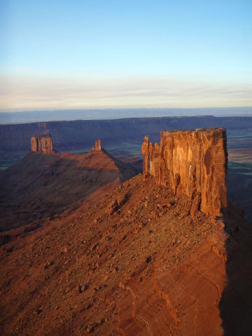 Gorgeous Desert Towers
