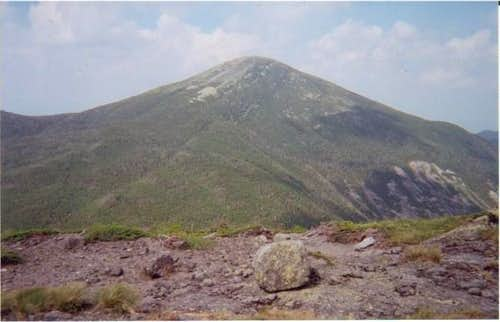 The view of Mount Marcy from...