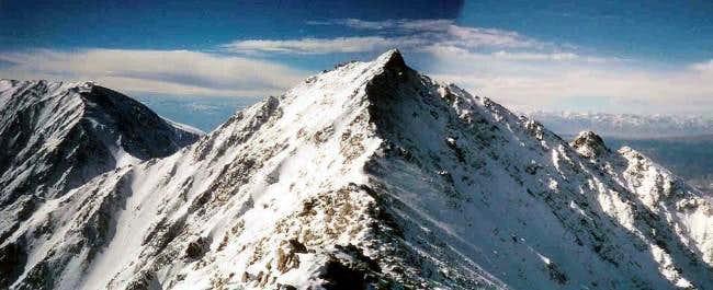 (photomerge) Montgomery Peak...