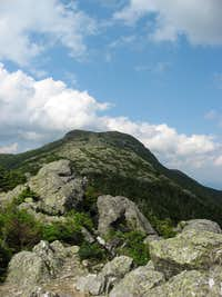 The Chin of Mt Mansfield