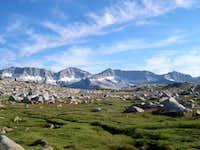 Matthes Peak/Glacier Divide