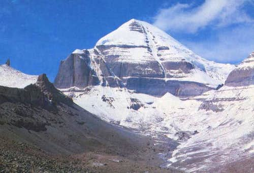 Mount Kailash is one of the...
