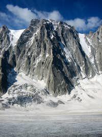 Les Droites, 4001m, Alps, Chamonix