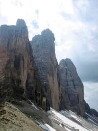 Tre Cima di Lavaredo, Italian Dolomites