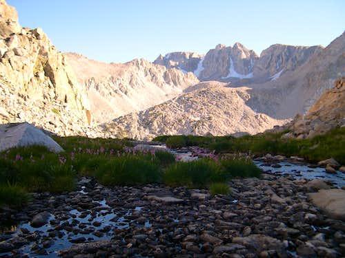 North Face of Mt. Lamark