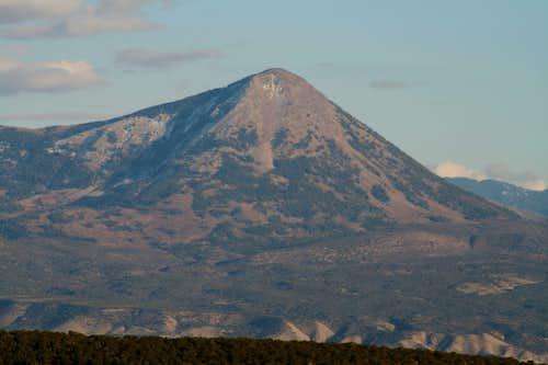 Landsend Peak