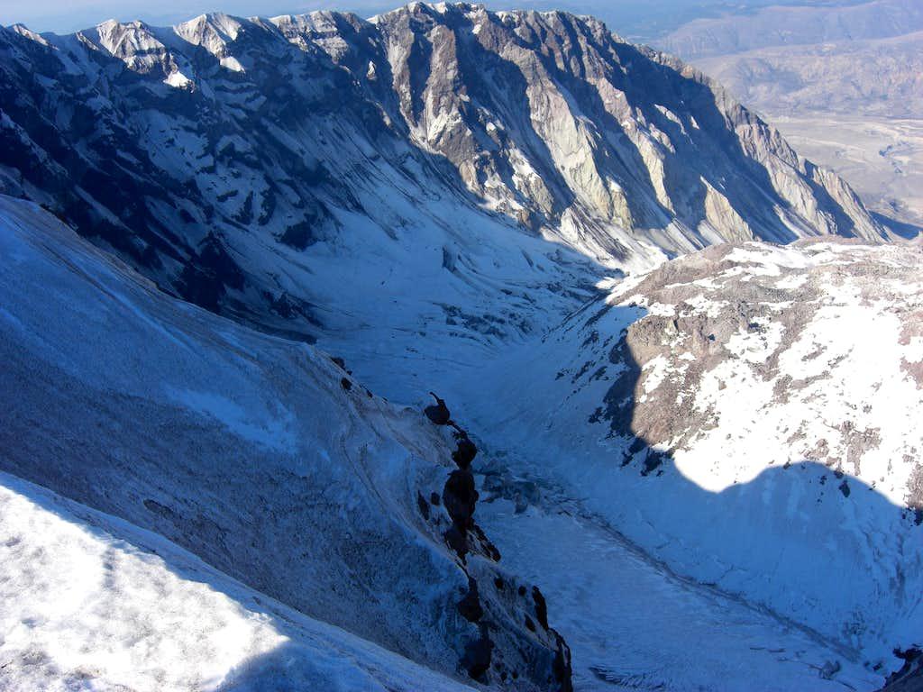 Forming Glaciers