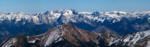 Cowen viewed from Emigrant Peak