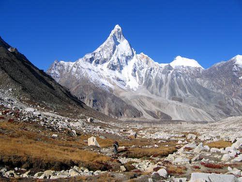 Shivling  6.543 m