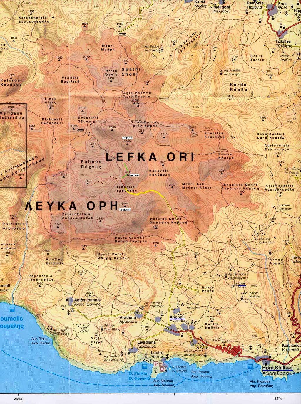 Lefka Ori
