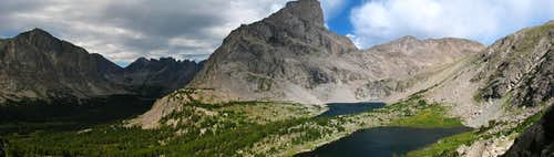 Lizard Head Peak & Bear Lake