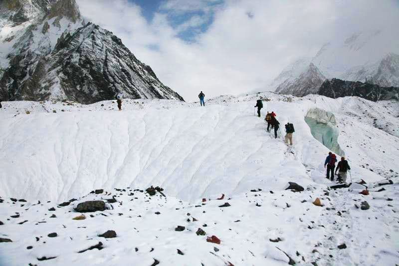 Baltoro Glacier, Karakoram, Pakistan