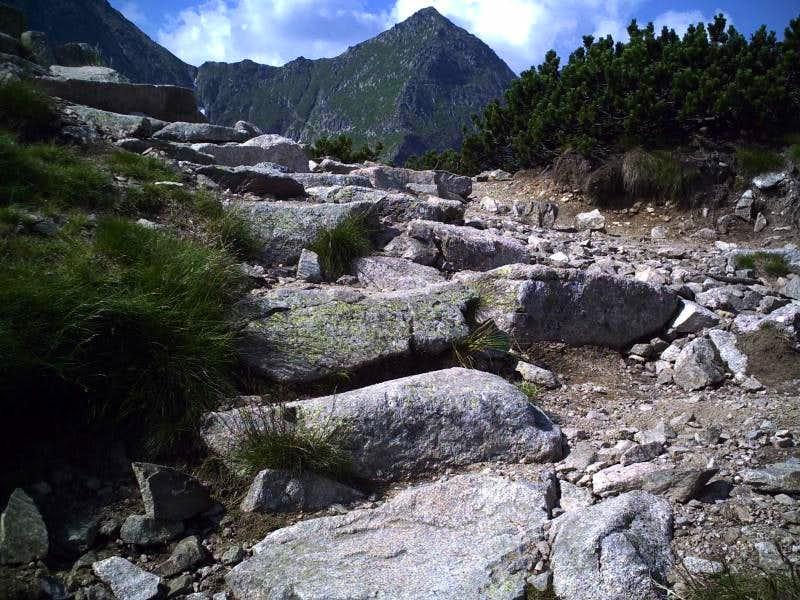 Koscielec-High Tatras 3