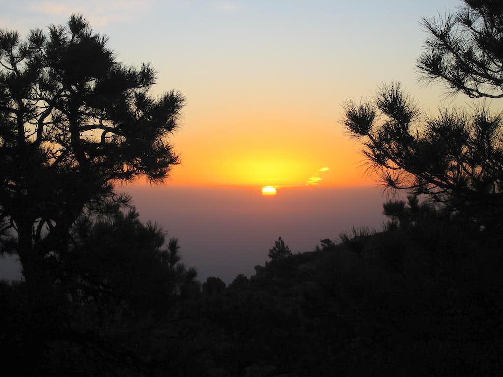 Guadalupe Peak Campground