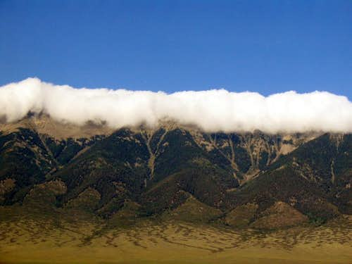 Cloud Capped Sangres