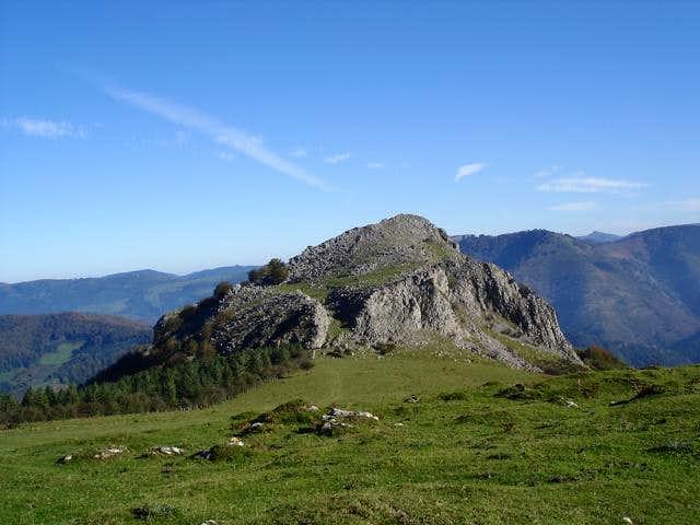 Col of Urdille