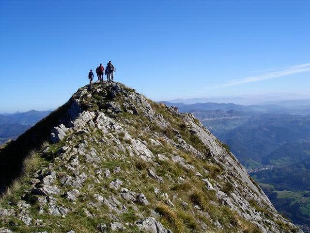 Ridge of Balerdi