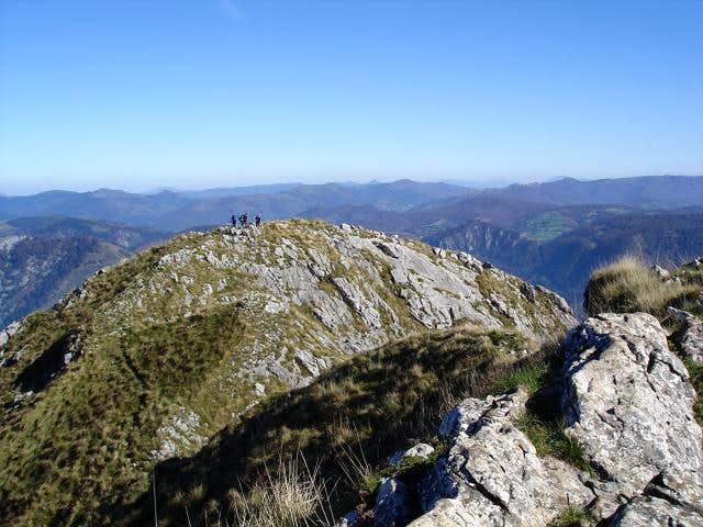 Summit of Balerdi