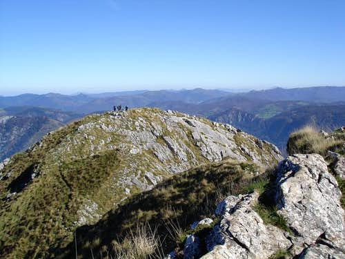 Summit of Balerdi