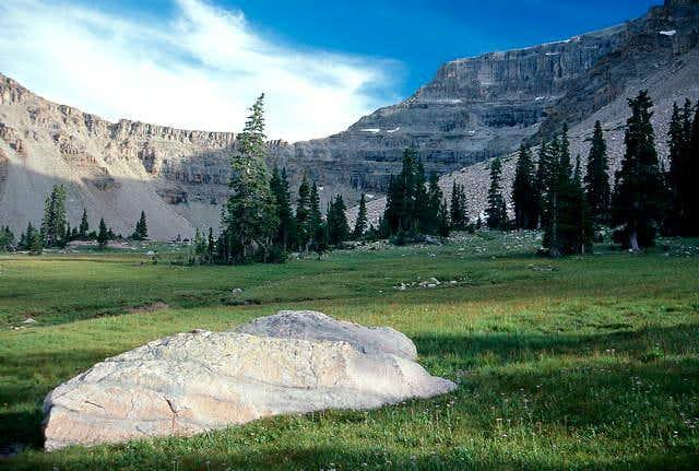 Amythest Basin