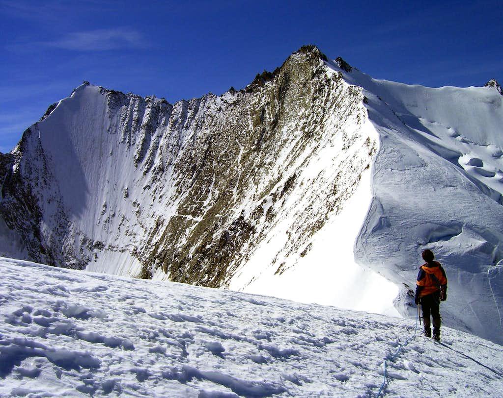 Descending Ulrichshorn