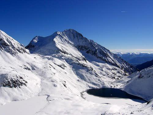 Meister Spitze (2617m)