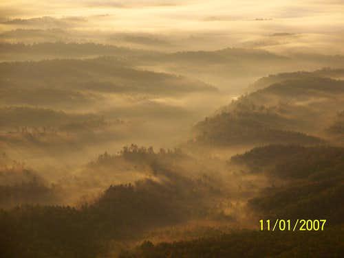 Ghost Fog