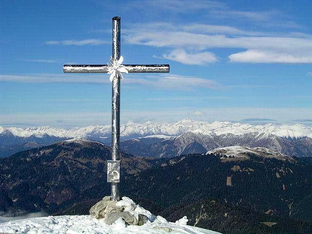 On the summit of Iof di...