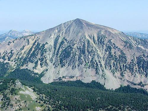 Hirschy Mountain