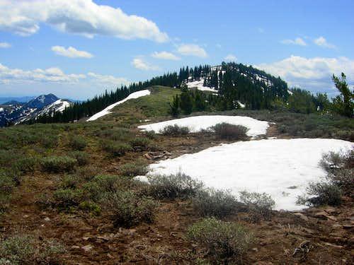 Bonneville Peak