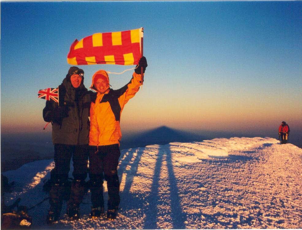 Me on summit