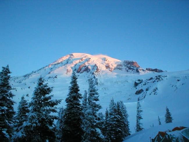 Alpenglow March 2003