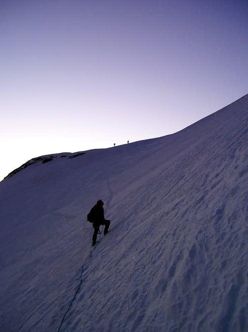 Ascending Windgrat