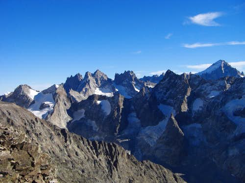 The Massif du Soreiller