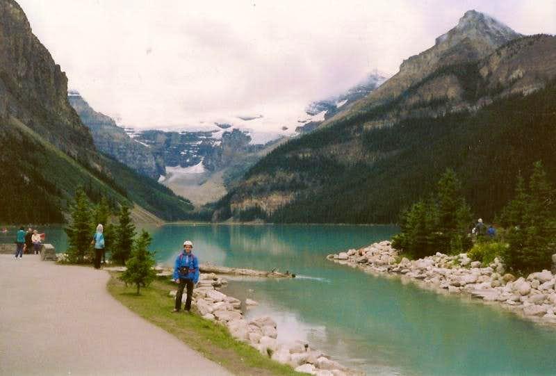 Lake Louise-Banff  National Park