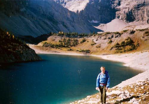 Galatea Lake Kananaskis Provincional Park
