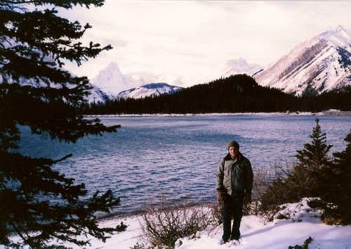 Upper Kananaskis Lake1-Canadian Rockies