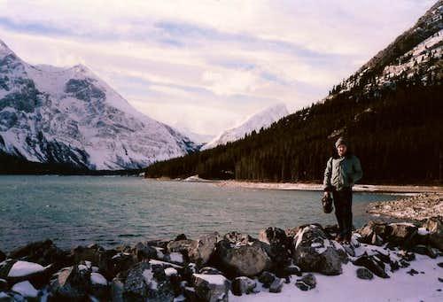 Upper Kananaskies Lake2-Canadian Rockies