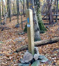 Catoctin Trail Junction