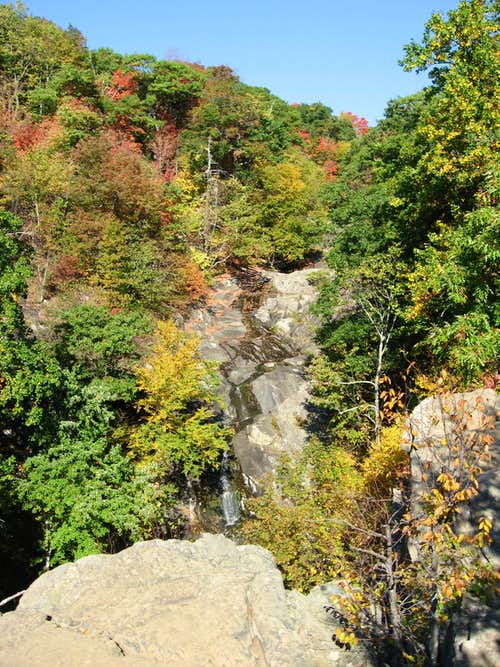 Upper Falls of Whiteoak Canyon
