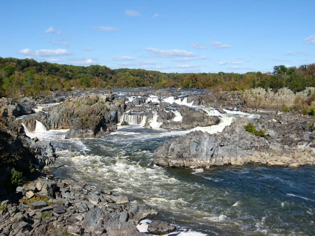 View of Great Falls