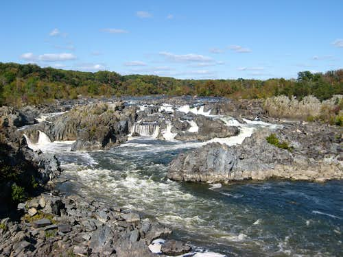 Great Falls-Carderock (Potomac River Gorge)