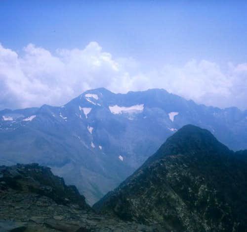 Posets and the Espadas ridge...