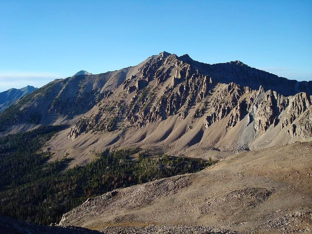 Lonesome Peak